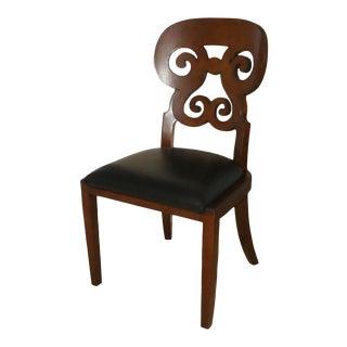 Farmhouse Biedermeier Dining Chairs For Sale