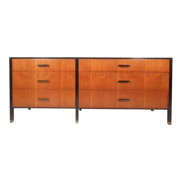 Mid-Century Modern Dresser by Harvey Probber For Sale