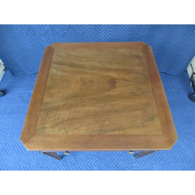 William a Berkey for John Widdicomb Side Table For Sale - Image 9 of 12