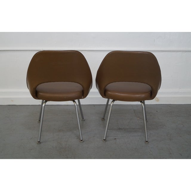 Knoll Vintage Saarinen Executive Chais - Set of 4 - Image 4 of 10