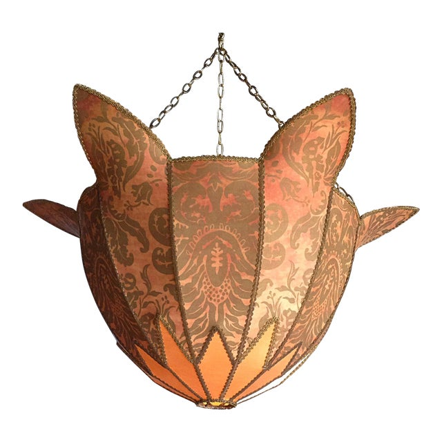 Fortuny Ceiling Light - Image 1 of 3