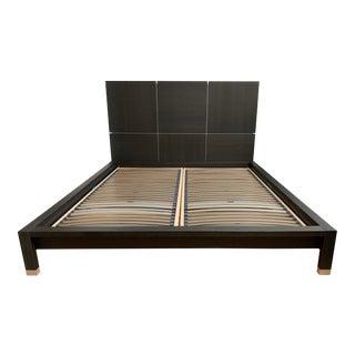 Eastern King Ligne Roset Peter Maly Lumeo Bed Frame For Sale