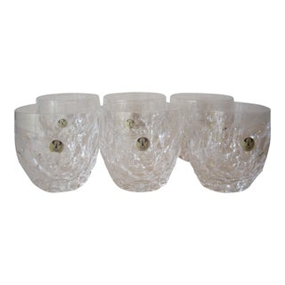 Peill & Putzler Crystal Glasses - Set of 6 For Sale