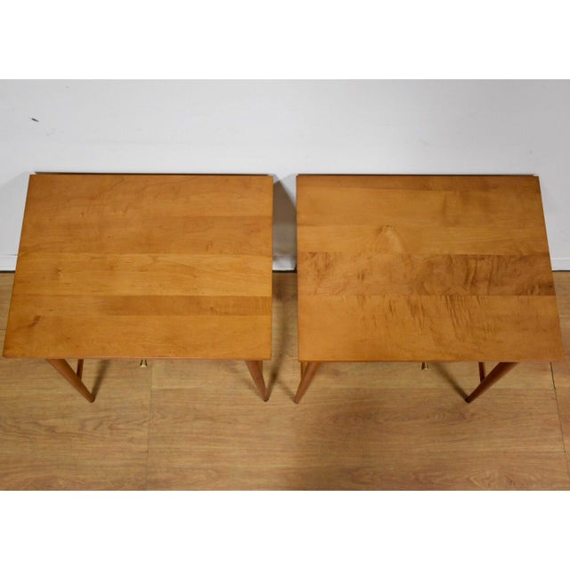 Paul McCobb Planner Group Nightstands - a Pair - Image 7 of 11