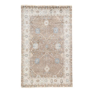 Jaipur Living Princeton Hand-Knotted Floral Area Rug - 2′ × 3′ For Sale