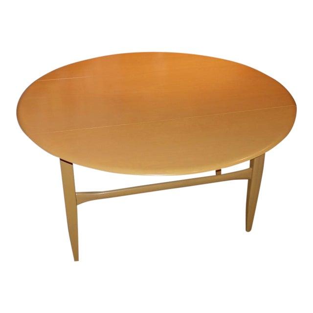 Heywood Wakefield Drop-Leaf Table For Sale