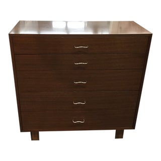 Herman Miller Dresser by George Nelson For Sale