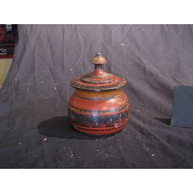 Antique Spice Box - Image 2 of 3