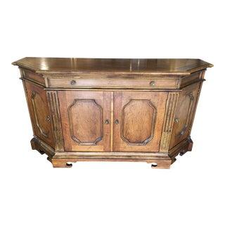 Baker Furniture Rustic Buffet Credenza