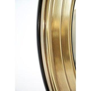 Vintage Mastercraft Round Brass Mirror Preview