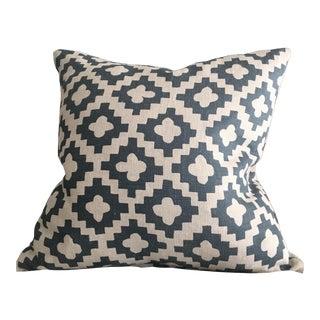 Peter Dunham Peterazzi Indigo Pillow