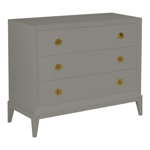 Casa Cosima Hayes Chest, Chelsea Gray For Sale