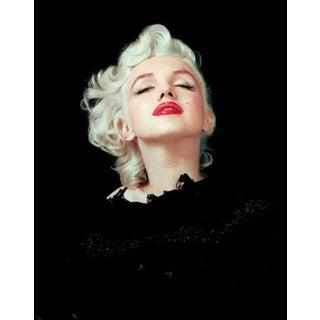 1950s Marilyn Monroe Photo Portrait For Sale