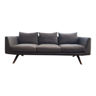 Modern De La Espada Hepburn Fixed 3-Seater Sofa For Sale