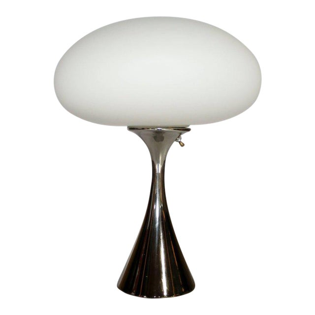 Laurel Mushroom Table Lamp by Bill Curry For Sale