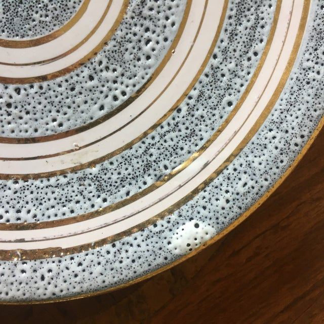 Mid-Century Modern Mid Century Modern Plate For Sale - Image 3 of 5