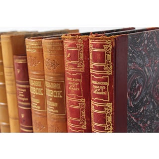 Scandinavian Leather-Bound Books S/15 Preview