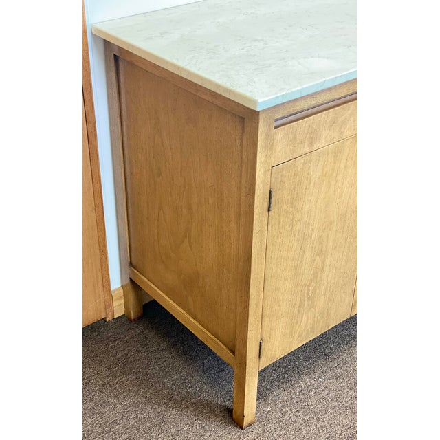 1960s 1960s Bert England for Johnson Furniture Company Credenza For Sale - Image 5 of 12