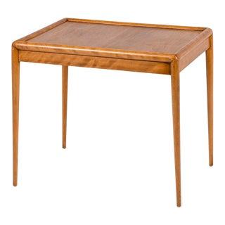 1950s t.h. Robsjohn Gibbings Widdicomb Side Table For Sale