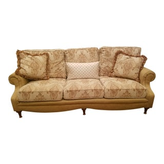 Harden French Country Upholstered Sofa