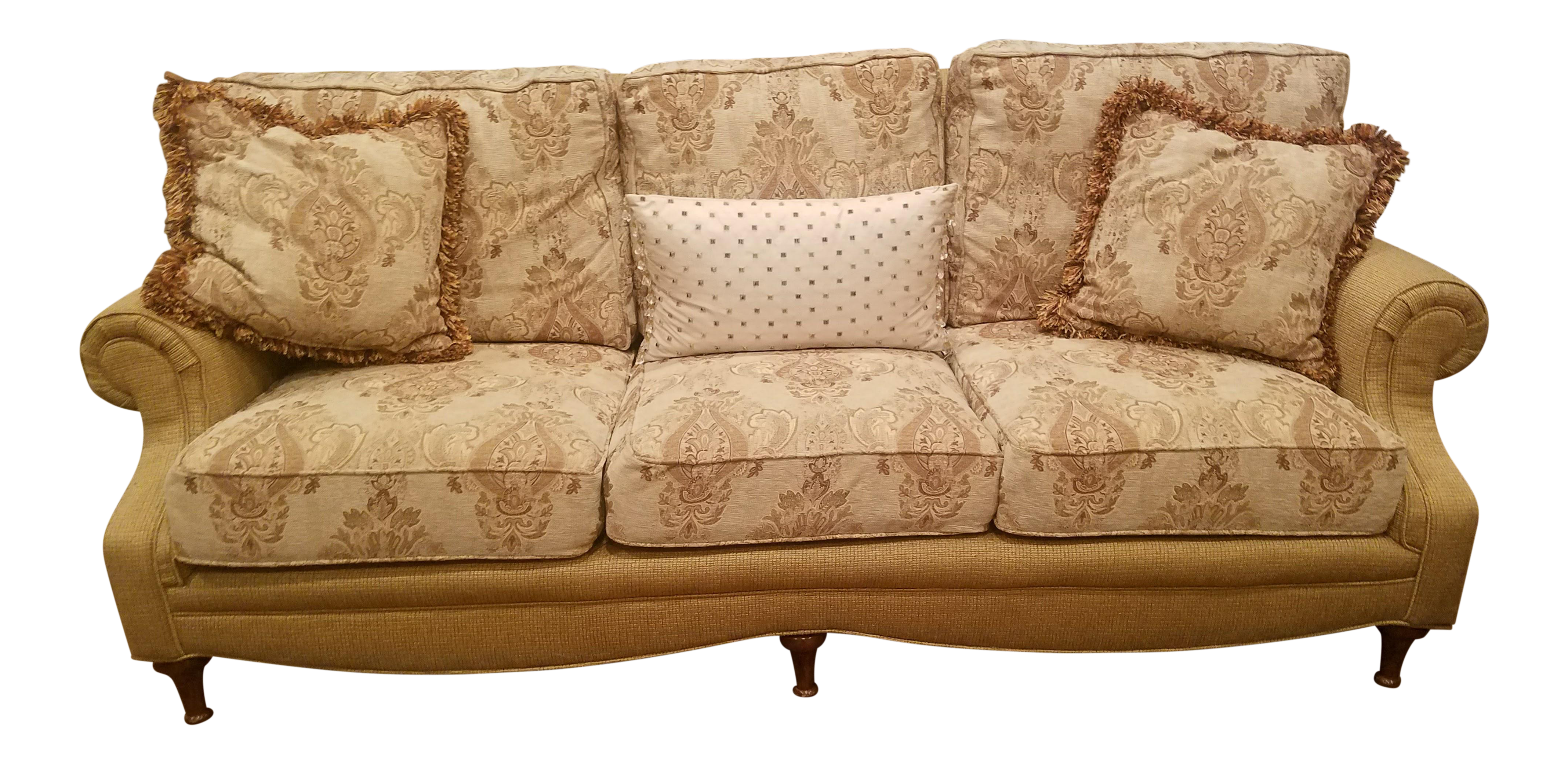 Delicieux Harden French Country Upholstered Sofa