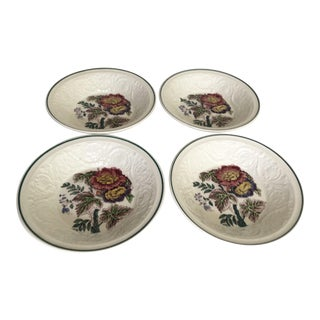 Antique Wedgwood Patrician Small Bowls- Set of 4 For Sale