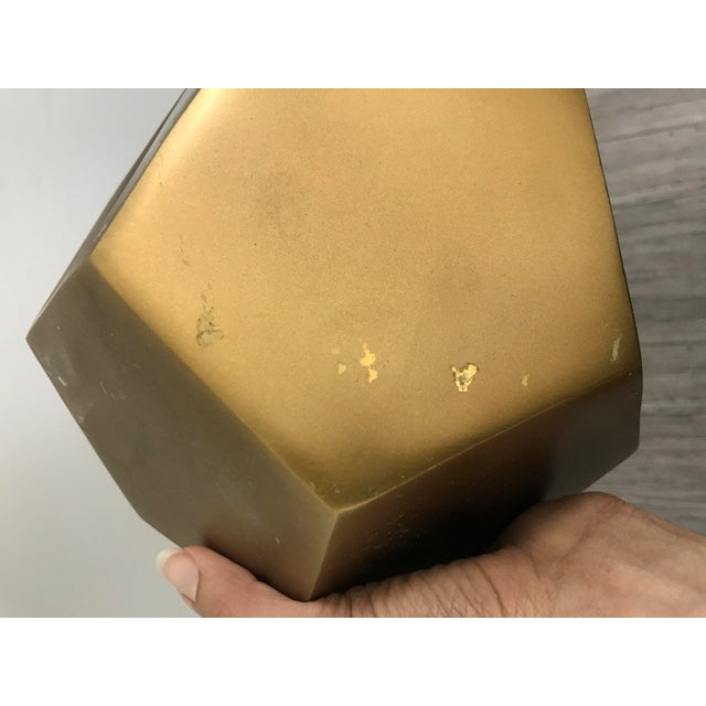 Restoration Hardware Aged Brass Bowl - Image 4 of 4