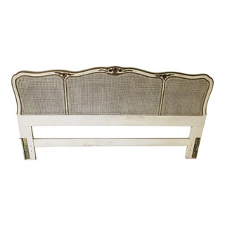 Vintage Henredon French Provincial Headboard King Size Excellent