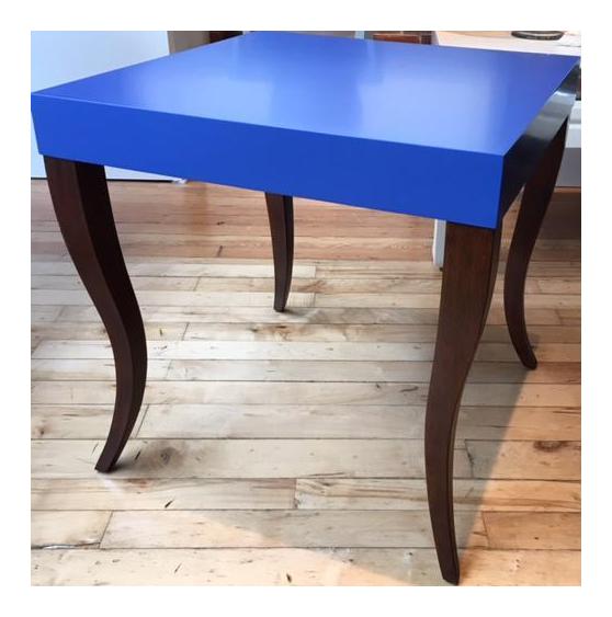 Woodbridge Gabrielle Side Table