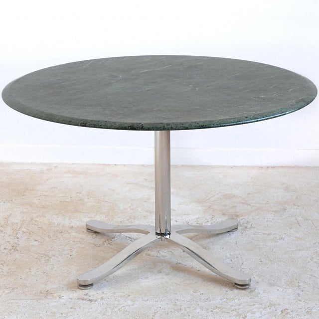 Nicos Zographos Table with Marble Top - Image 2 of 8