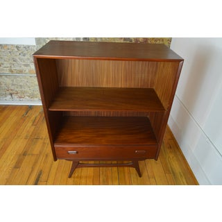 Danish Mid Century Modern Teak Bookcase Preview