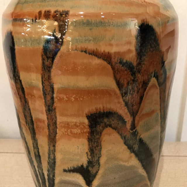Vintage Studio Pottery Vase - Image 4 of 9