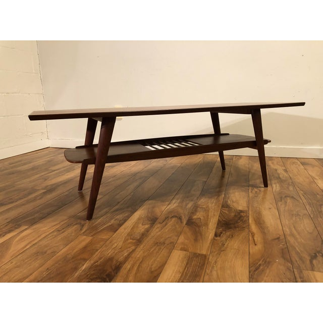 1960s Brode Blindheim for Sykkylven Coffee Table For Sale - Image 5 of 13