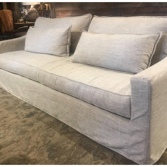 Transitional Moss Studios Darcy Standard Sofas For Sale - Image 3 of 10