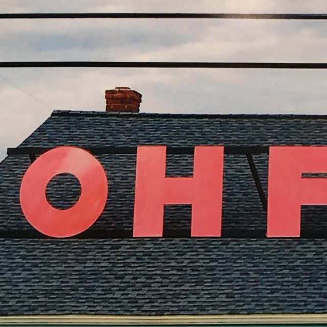 """Classic Americana signage taken """"down the shore"""" this photograph evokes the sounds and smells of summer."""