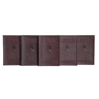 Vintage Business Lessons Book Set, (S/21) Preview