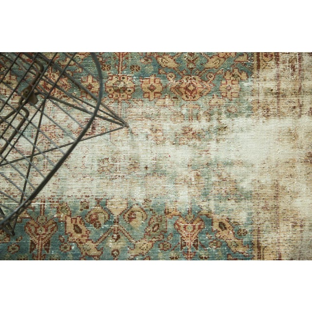 """Antique Malayer Rug Runner - 3'6"""" x 13'3"""" - Image 4 of 10"""