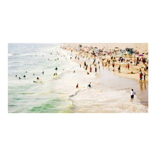 "Cheryl Maeder ""Far & Away Vi"" Archival Photographic Watercolor Print For Sale"