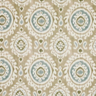 Boho Chic Jane Clayton Madina Linen Designer Fabric by the Yard Preview