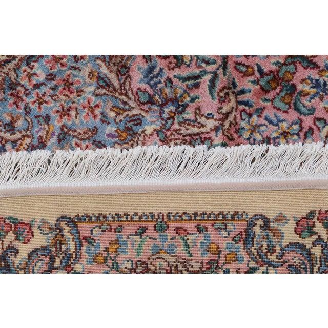 Late 20th Century Vintage Karastan Traditional Floral Rug - 11′4″ × 17′10″ For Sale - Image 5 of 6