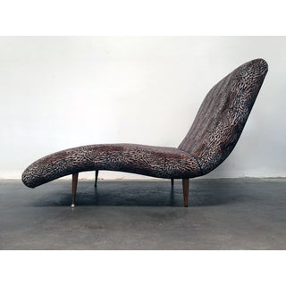 Modern Wave Chaise Longue Preview