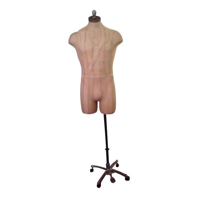 Vintage Adjustable Male Mannequin - Image 1 of 7