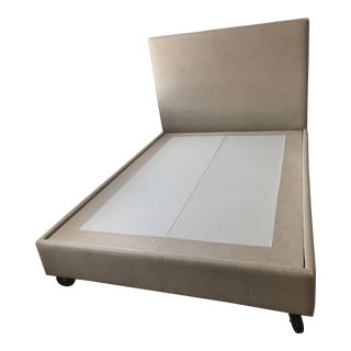 Clhic Queen Soho Upholstered Bed!