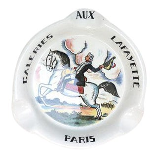 Sarregumine France Ashtray