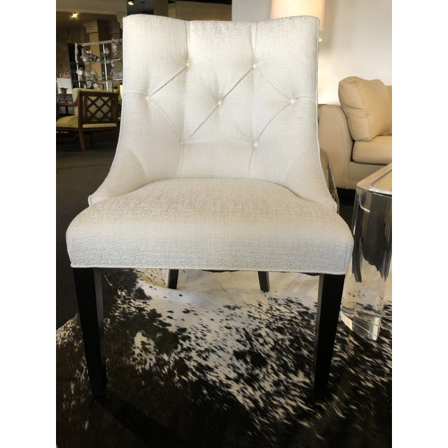 Swaim Modern Swaim Furniture Dining Chairs- Set of 6 For Sale - Image 4 of 13