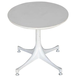 Swag Leg Pedestal Table by George Nelson for Herman Miller For Sale