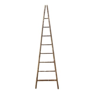 Antique Arts and Crafts Style Artist's Ladder For Sale