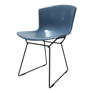 Vintage Bertoia Fiberglass Side Chair for Knoll For Sale