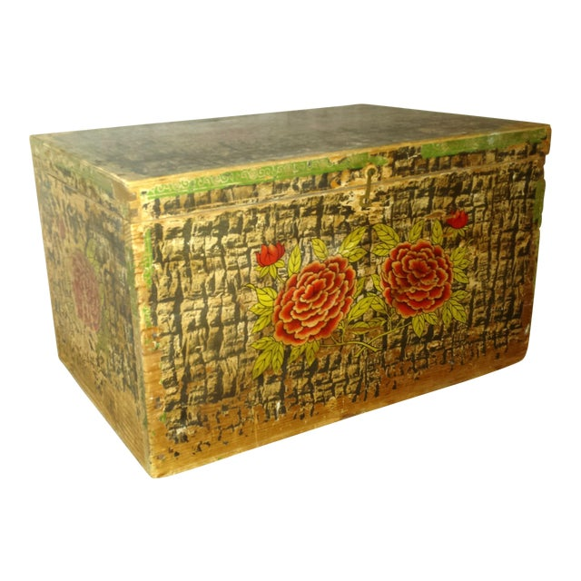 Lg. Victorian Fruit and Nut Delivery Box For Sale