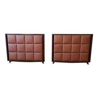 Gilbert Rohde for Herman Miller Three-Drawer Chests - A Pair